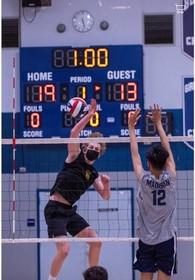 Jackson Greene's Men's Volleyball Recruiting Profile