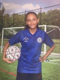 Andrea Huarotte's Women's Soccer Recruiting Profile