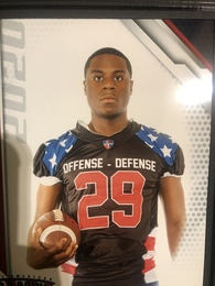 Charles Ervin's Football Recruiting Profile