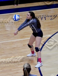 Ellie Jones's Women's Volleyball Recruiting Profile