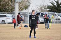 Noah Zaremba's Men's Soccer Recruiting Profile