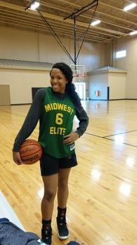 Tyranny Brown's Women's Basketball Recruiting Profile