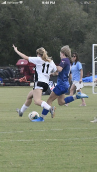 Julia Sexton's Women's Soccer Recruiting Profile