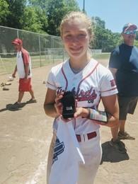 Katelyn Dennis's Softball Recruiting Profile