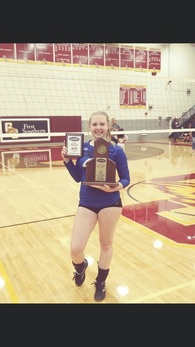 Kaylie Cotter's Women's Volleyball Recruiting Profile