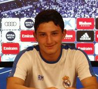 Benjamin Hamel's Men's Soccer Recruiting Profile