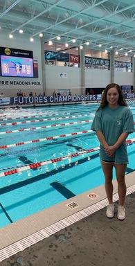Jasmine Rau's Women's Swimming Recruiting Profile