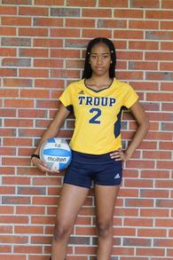 Amauriya Brown's Women's Volleyball Recruiting Profile