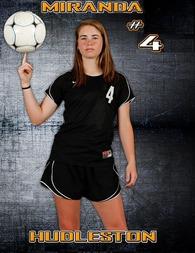 Miranda Hudleston's Women's Soccer Recruiting Profile