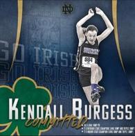 Kendall Burgess's Women's Track Recruiting Profile