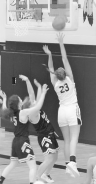 Evyn Carrier's Women's Basketball Recruiting Profile