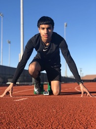 Justin Acosta's Men's Track Recruiting Profile