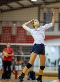 Eliana Seay's Women's Volleyball Recruiting Profile