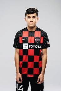 Rocky Perez's Men's Soccer Recruiting Profile