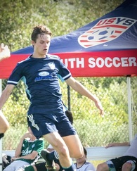 Luke Wilmington's Men's Soccer Recruiting Profile