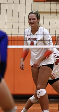 Ryleigh Ronald's Women's Volleyball Recruiting Profile