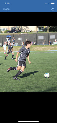 Javier Caceres's Men's Soccer Recruiting Profile
