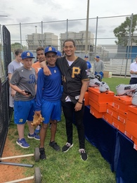 Kevin Leon's Baseball Recruiting Profile