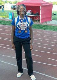 Ja'Naisa Febry's Women's Track Recruiting Profile