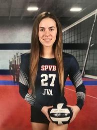 Gabrielle Schlecht's Women's Volleyball Recruiting Profile