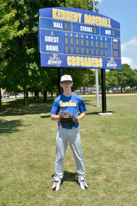 Richard Thompson's Baseball Recruiting Profile