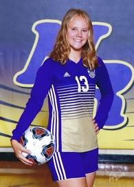 Elana Scocos's Women's Soccer Recruiting Profile