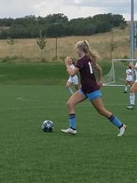 Calissa Strohbeen's Women's Soccer Recruiting Profile