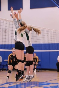 Oliveah Schaffer's Women's Volleyball Recruiting Profile