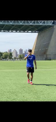 Brandon Naranjo Contreras's Men's Soccer Recruiting Profile
