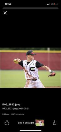 Trevor Harris's Baseball Recruiting Profile