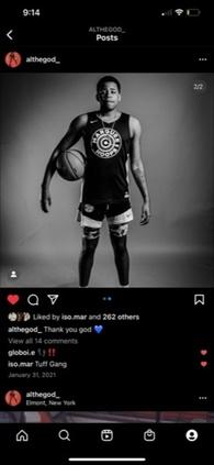 Al Toussaint's Men's Basketball Recruiting Profile