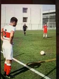 Adael Alarcón Sánchez's Men's Soccer Recruiting Profile