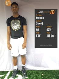 Quintan Sewell's Football Recruiting Profile