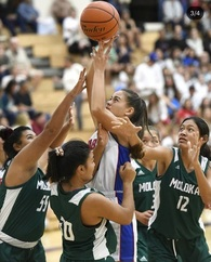 Meleani Sjostrand's Women's Basketball Recruiting Profile