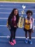 Deztinee Harris Women's Track Recruiting Profile
