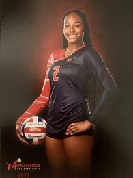 Cymarah Gordon's Women's Volleyball Recruiting Profile