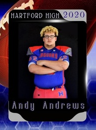 Andy Andrews's Football Recruiting Profile
