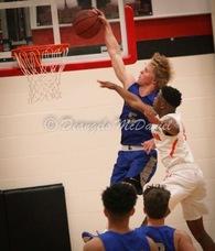 "Wilson ""Ridge"" Harrison's Men's Basketball Recruiting Profile"