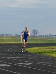Julie Childers's Women's Track Recruiting Profile