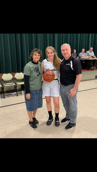 Mary Griffith's Women's Basketball Recruiting Profile