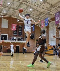 Garrett Johnson's Men's Basketball Recruiting Profile