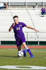Colson Ritzert's Men's Soccer Recruiting Profile
