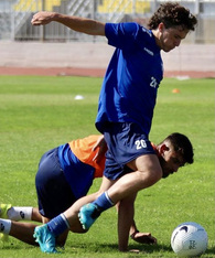 Jake Silva's Men's Soccer Recruiting Profile