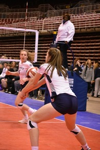 Grace Hanel's Women's Volleyball Recruiting Profile