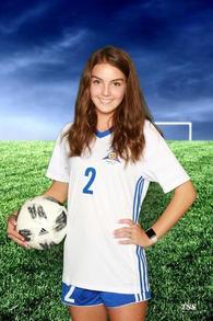 Caroline Burrow's Women's Soccer Recruiting Profile