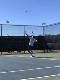 Aiden Robinson's Men's Tennis Recruiting Profile