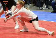 Claire Luoma's Women's Volleyball Recruiting Profile