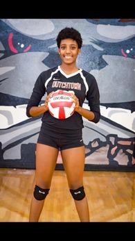 Jordan Celestine's Women's Volleyball Recruiting Profile