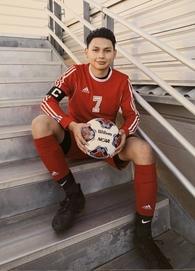 Angel De La Cruz's Men's Soccer Recruiting Profile