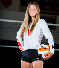 Ashlyn Funk's Women's Volleyball Recruiting Profile